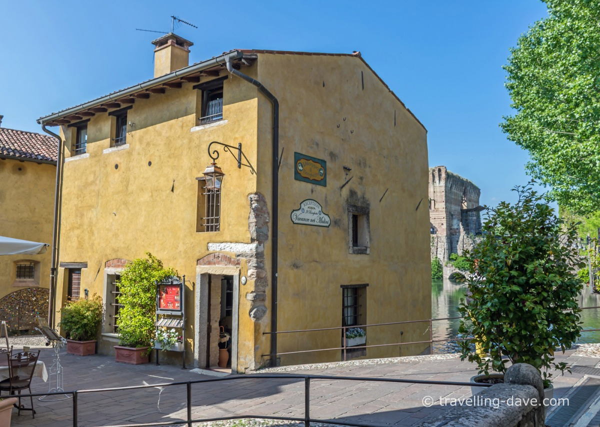 One of Borghetto sul Mincio houses