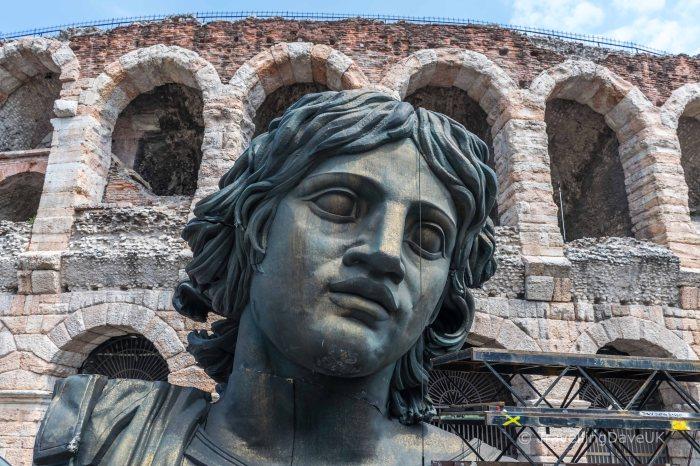 Arena di Verona opera prop