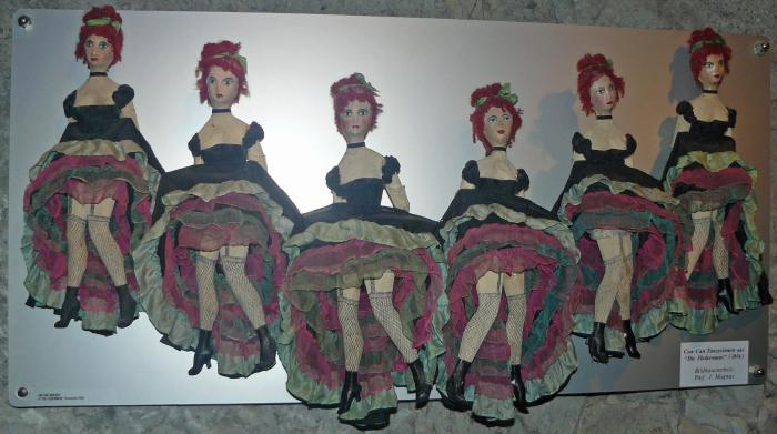 Inside Salzburg Marionette Museum