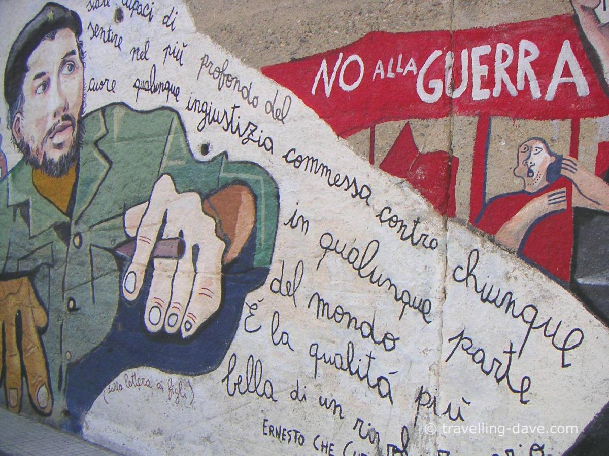 One of Orgosolo murals