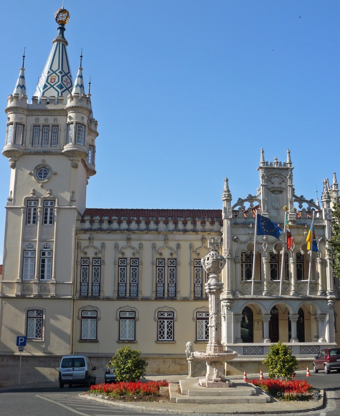 View of the Town Hall in Sintra