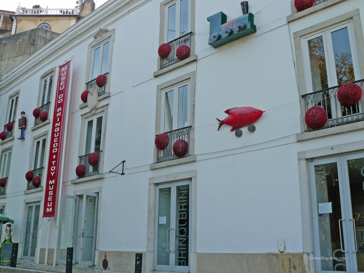 View of Sintra Toy Museum