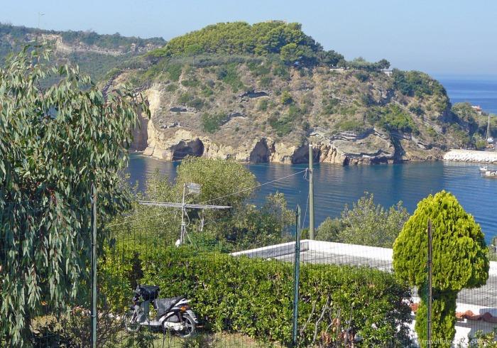 Vivara seen from Procida