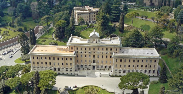 View of the Governatorate Palace