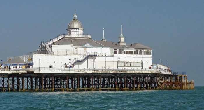 Eastbourne Pier Camera Obscura