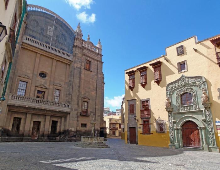 Plaza del Pilar Nuevo, Las Palmas, Gran Canaria