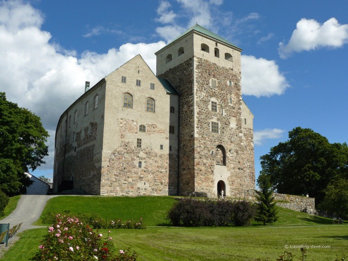 View of Turku Castle