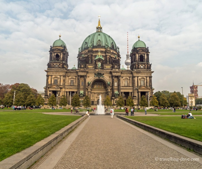 View of the Berliner Dom