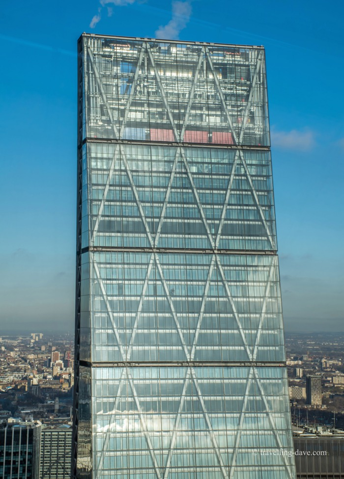 View of London's Cheesegrater