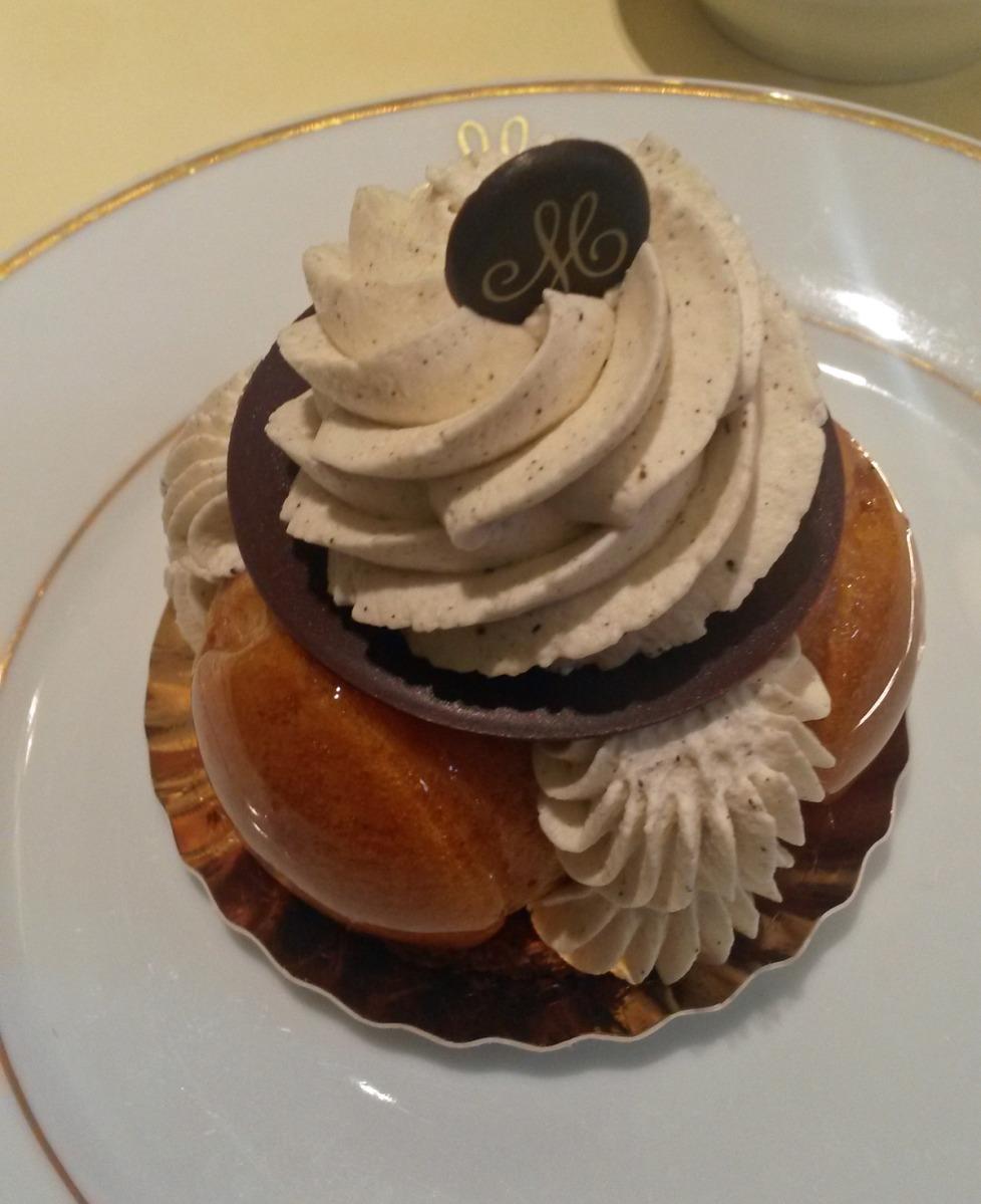 One of Meert Patisserie's cakes