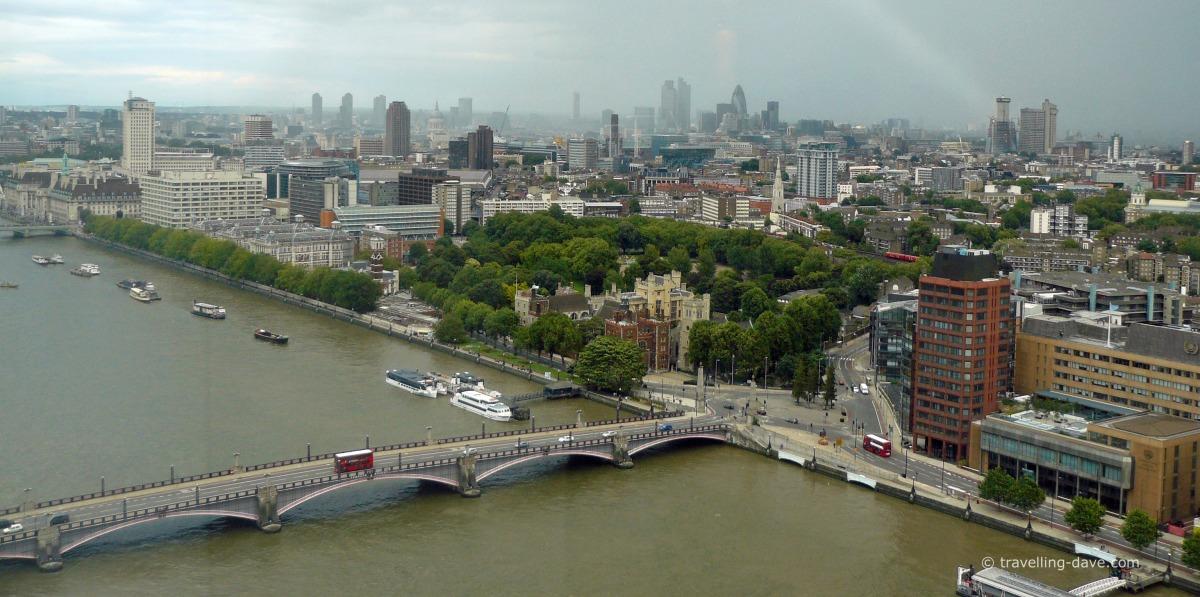 View of Lambeth Bridge