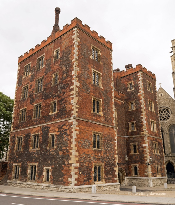 View of Lambeth Palace