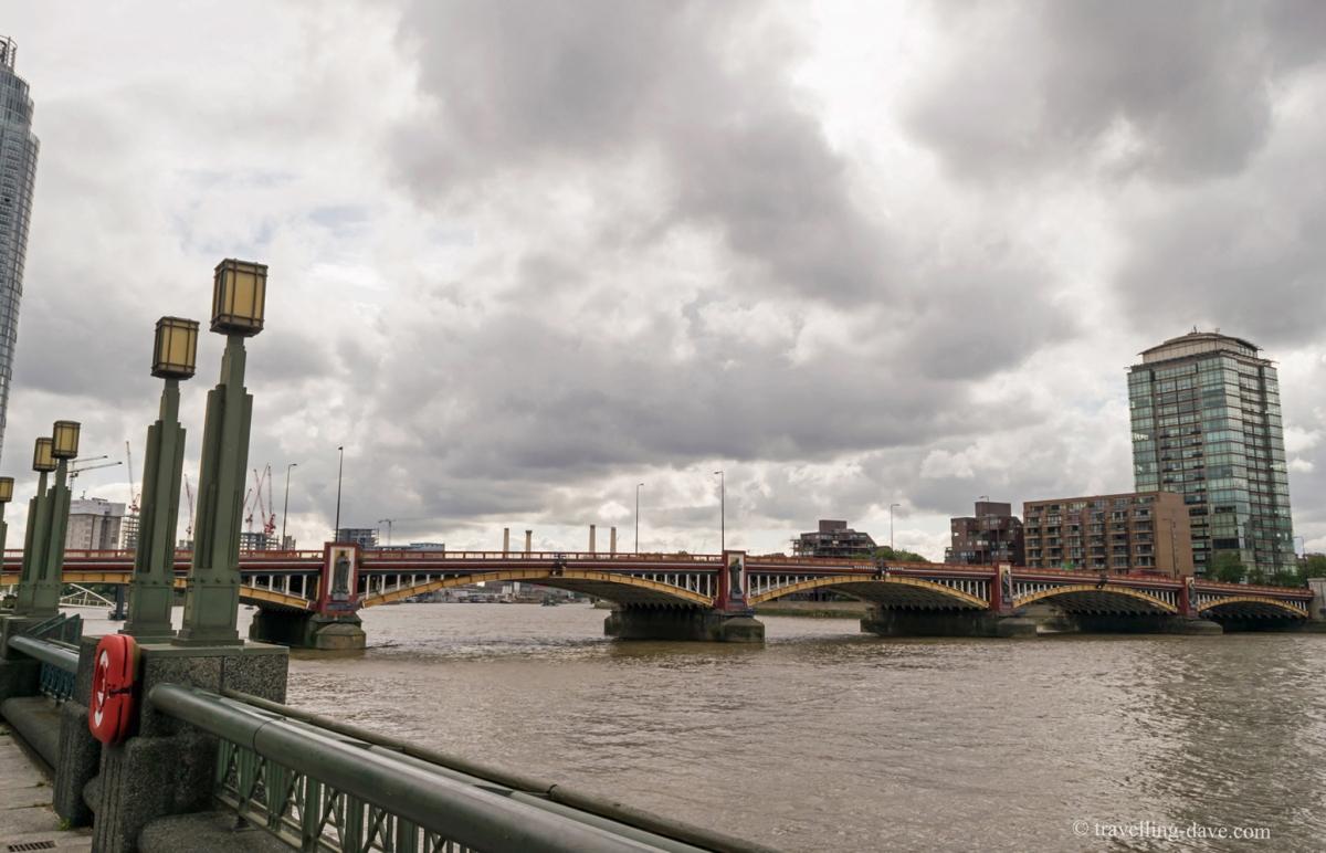 View of Vauxhall Bridge