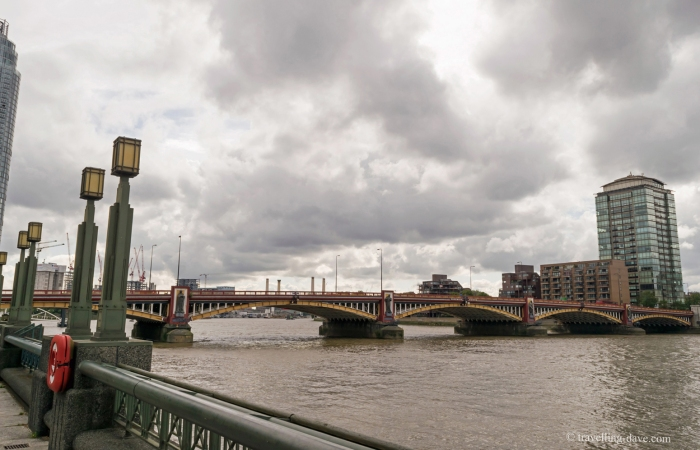 View of Vauxhall Bridge